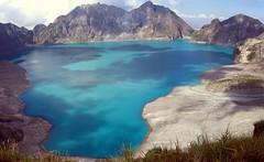 The Mt. Pinatubo Crater Lake