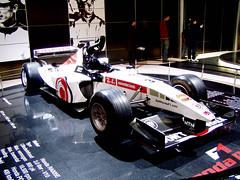 European Autoshow Brussels - Honda F1