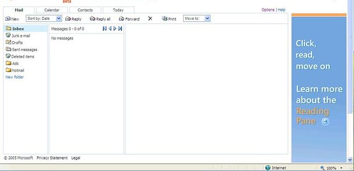 live mail beta