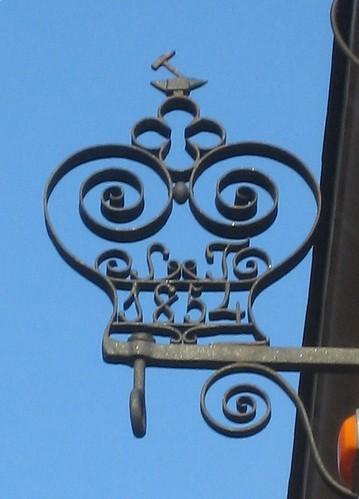 Smith mark.Les Corts, Barcelona.
