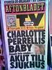 Perrellis baby akut till sjukhus