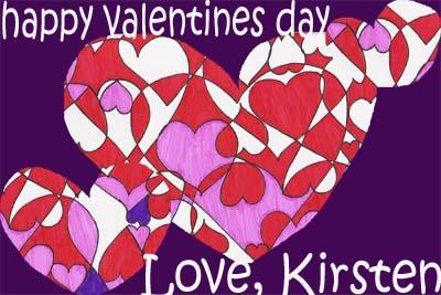 valentines day copy