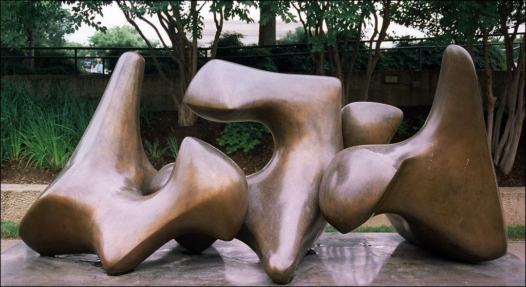 Henry Moore | Working Model for Three Way Piece No. 3: Vertebrae