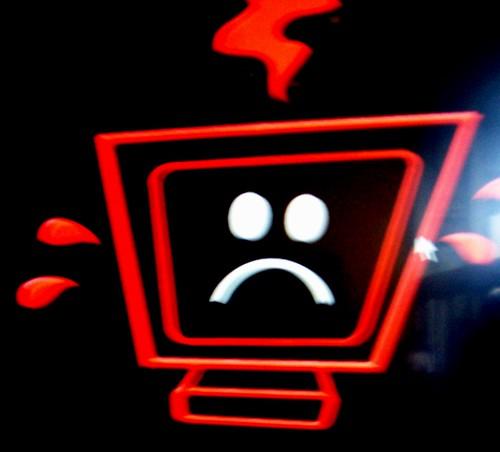 Sad-computer