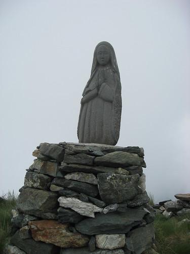 Madonnina in cima al colle