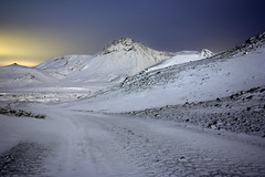 Cold mountain revisited photo by Andri Elfarsson
