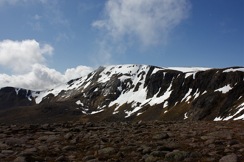 The Southern Top of Ben MacDui