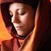 Portret met hoofddoek-4802 © Bart Plessers