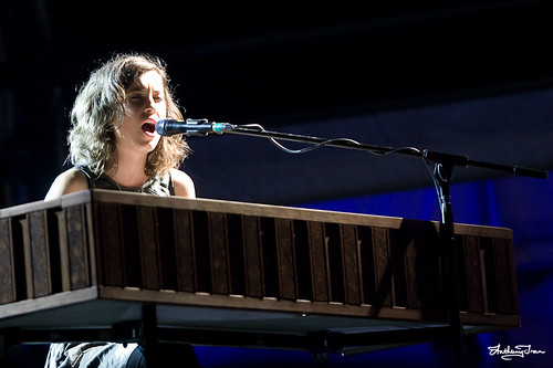 Missy Higgins @ West Coast Blues & Roots Festival 2009
