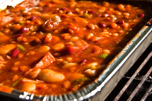 Baked Beans...and Beans...and Beans