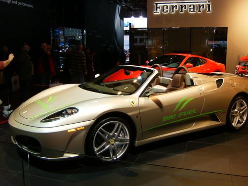 Ferrari Biofuel