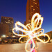 Fire Dancing San Francisco Ferry Building
