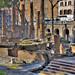 Where Julius Caesar was murdered - Roma, Italy