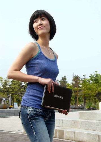 Toshiba miniB netbook