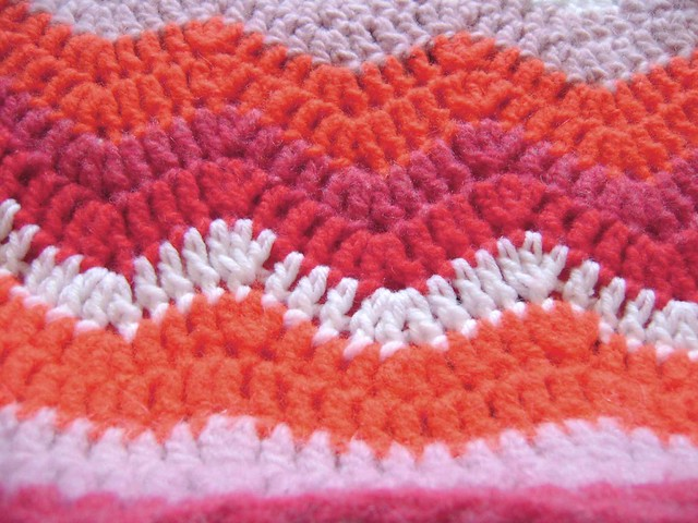 ZIG ZAG CROCHET STITCH Crochet For Beginners