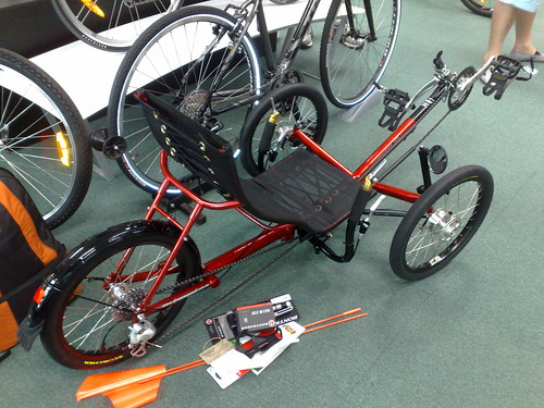 the new trike