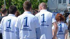 """Konferencja prasowa """"7 czerwca młodzi głosują dla Pomorza"""""""