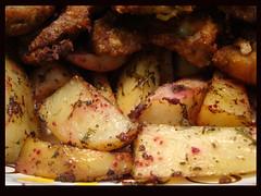 بطاطا ويدجز صحية للشيف:~ راعية السيكل photo by Eqla3 Kitchen (2) مطبخ الإقلاع