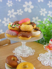 Tower of Donuts photo by Shay Aaron
