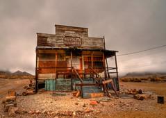Abandoned photo by Leo Druker