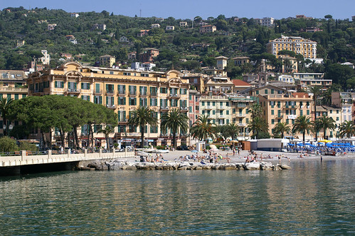 592-Santa Margherita from dock