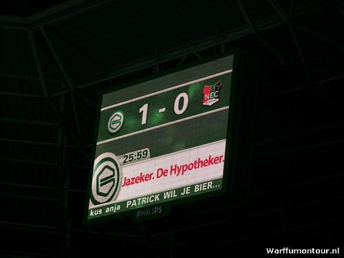 3255620044 85ca88214d FC Groningen – NEC 2 0, 4 februari 2009