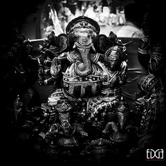 A Ganesha who stole my heart photo by Bhargavii Mani