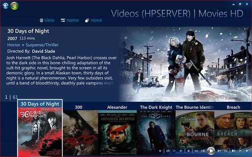 Media Browser Videos