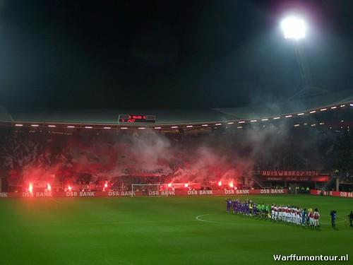3318338279 51a02e8a3e AZ – FC Groningen 3 0, 28 februari 2009