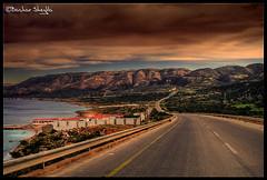 It's a Long, Long Road ! photo by Bashar Shglila