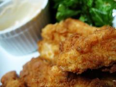 دجاج مقلي  للعضوه %pure photo by Eqla3 Kitchen (2) مطبخ الإقلاع