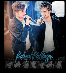 Robert Pattinson photo by This is part of my LIFE*