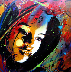 C215 - Wonderland photo by C215