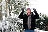 Snow! Aaah!