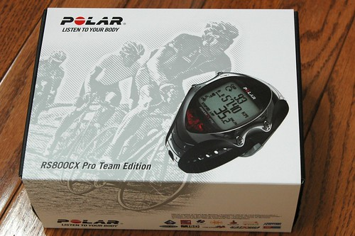 RS800cx Pro Team Edition box