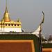 Thailand  -  Bangkok  -  The Golden Mount  -  Wat Saket
