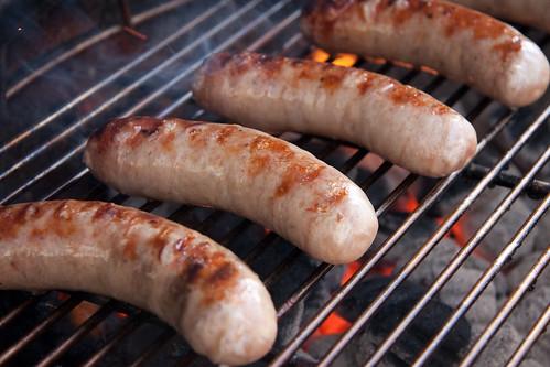 Sausage...