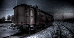 Lost train home... photo by ~lp1986soldier~