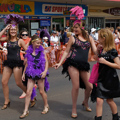 Parkes Elvis Festival 2009