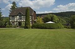 Park bei Schloss Hämelschenburg