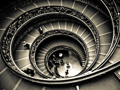 Spiral Staircase photo by adebⓞnd