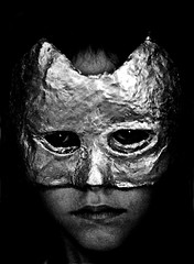 La Máscara -estudio I- photo by Fortimbras