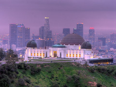 Griffith Observatory Sunrise photo by rianklong