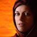 Portret met hoofddoek-4773 © Bart Plessers