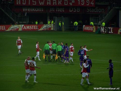 3318335841 d74b45461a AZ – FC Groningen 3 0, 28 februari 2009