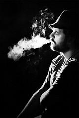 Smoke photo by rossathome