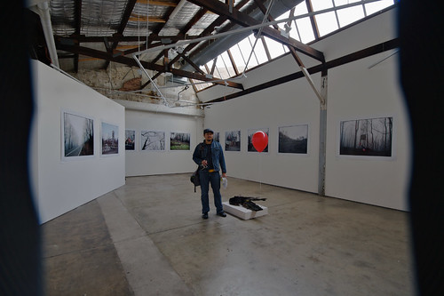 The Red Balloon Photography Exhibition by Billy Law