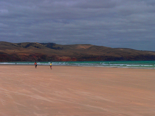 Looking towards Sellicks Beach