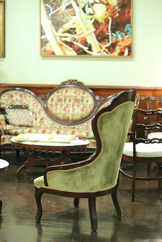 senovianiai baldai