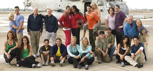 Amazing Race 14 Cast
